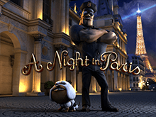 Начните играть в A Night in Paris в онлайн-казино Вулкан